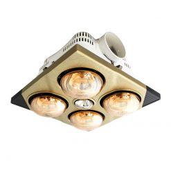 Đèn sưởi Kottmann K4BT 4 bóng âm trần